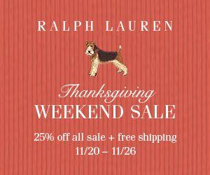 Thanksgiving Sales