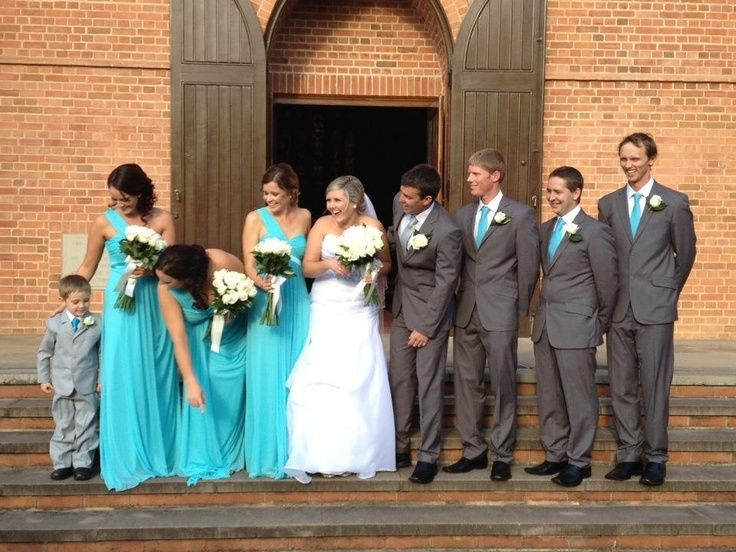 Wedding Suits Coral And Aqua Blue Google Search Suit