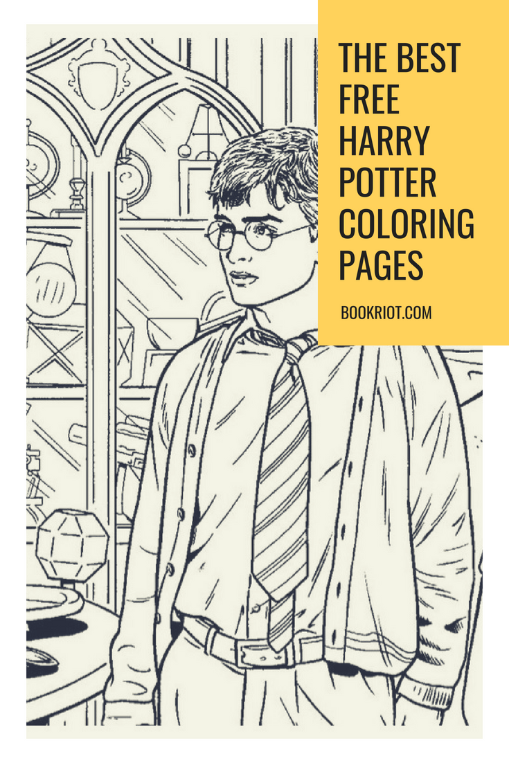 The Best And Most Magical Free Harry Potter Coloring Pages Harry Potter Coloring Pages Harry Potter Coloring Book Harry Potter Colors