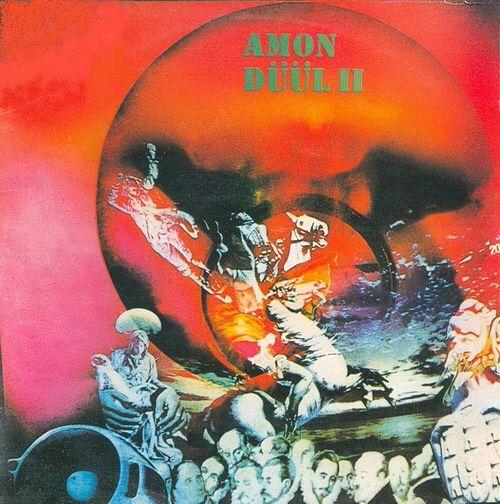 Amon Düül II / Danse of The Lemmings, 1971 GERMANY