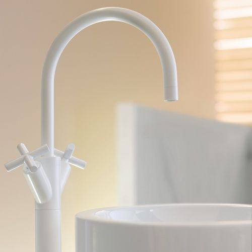Bath: Dornbracht Tara Black and White Edition Faucets | Faucet ...
