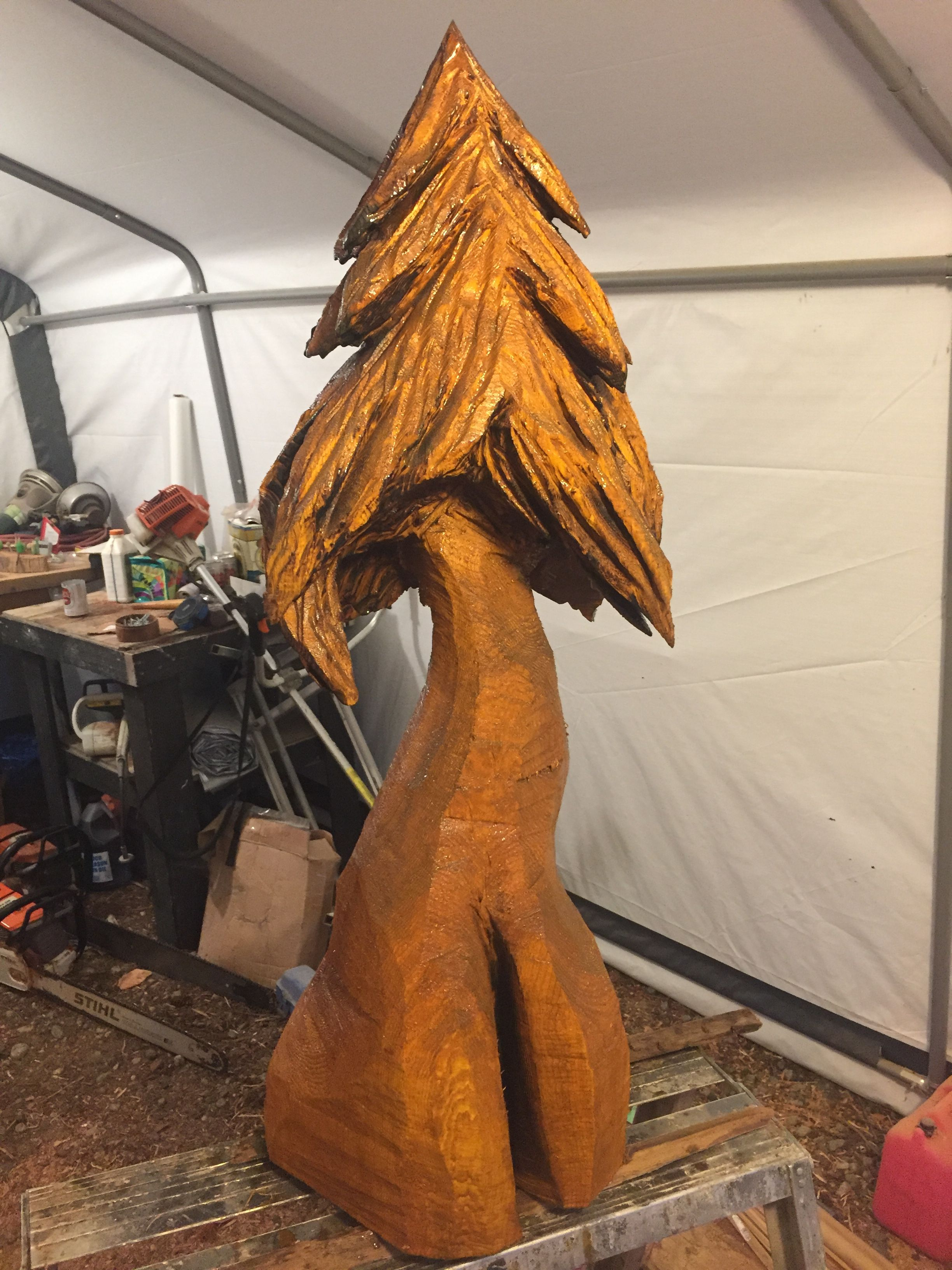 Pin by mark hadlock on chainsaw carvings wood design chainsaw