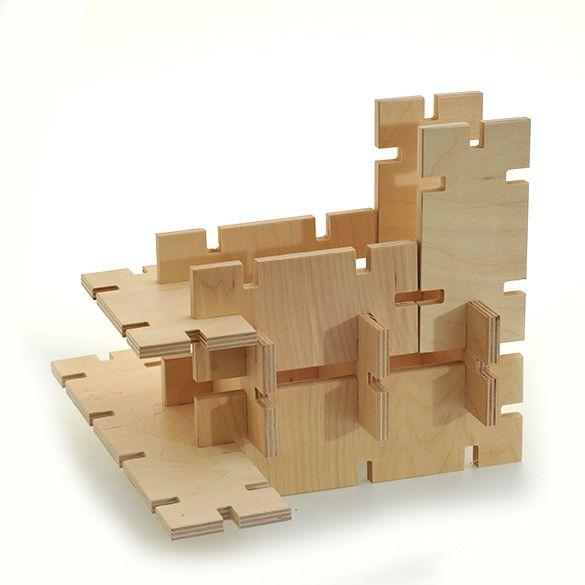 Купить конструктор архитектор