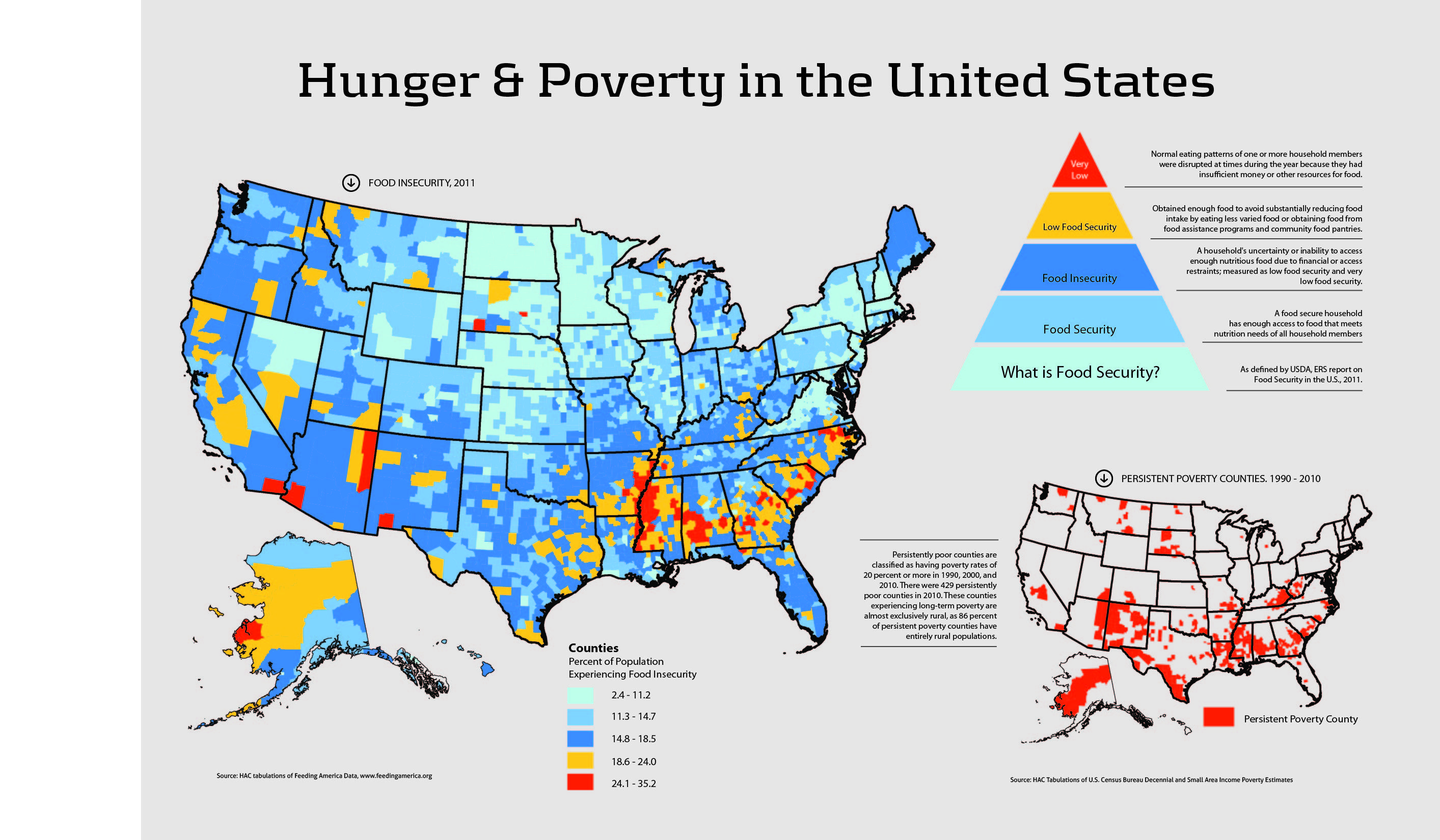 What Is Food Security This Map Helps To Show A Visual On