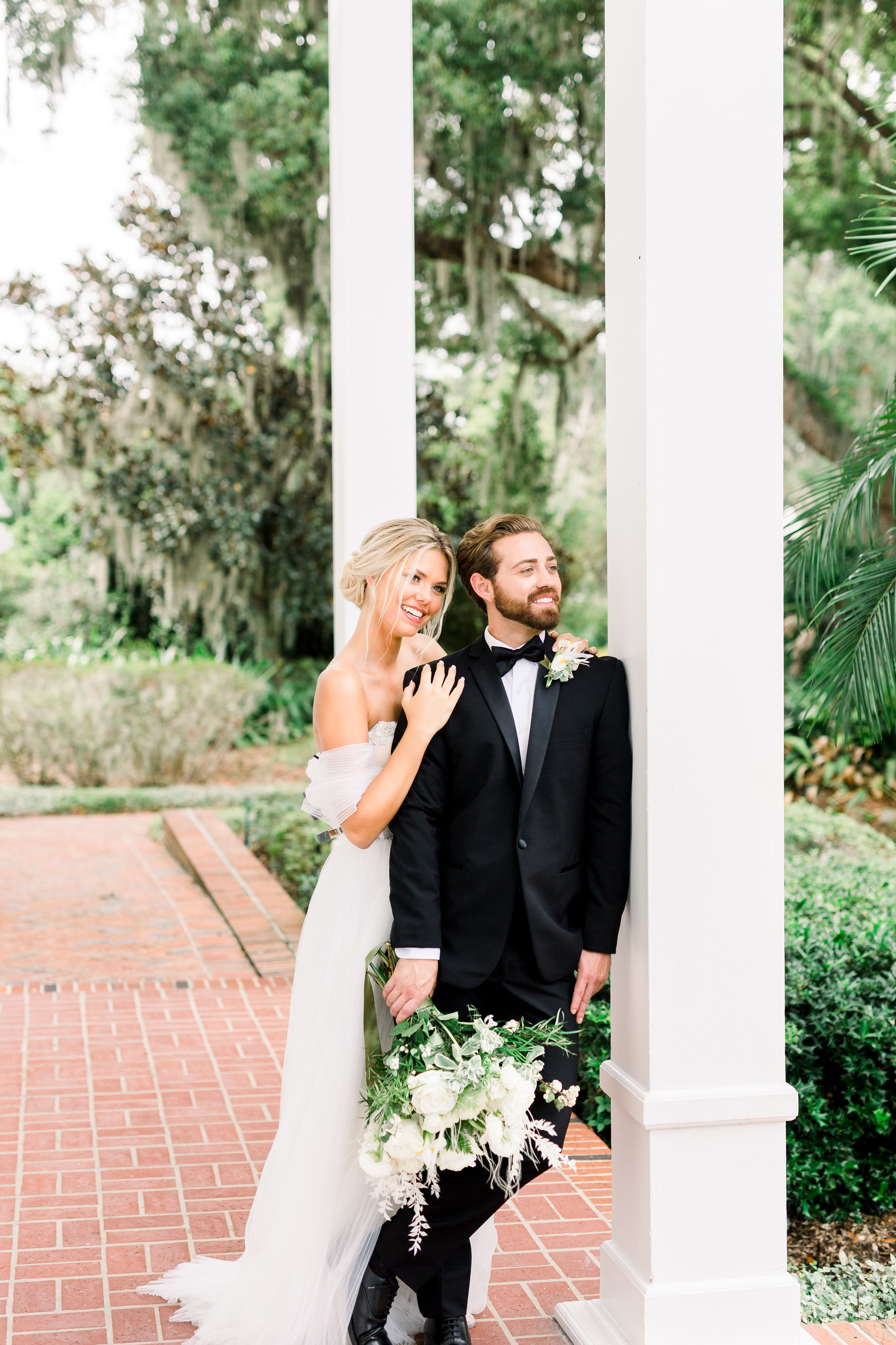 Love This Cypress Grove Wedding Inspiration Timeless And Classic