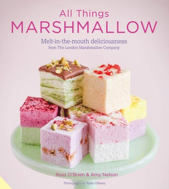 The new cupcake? From pistachio praline to spiced gingerbread, three mouthwatering marshmallow recipes