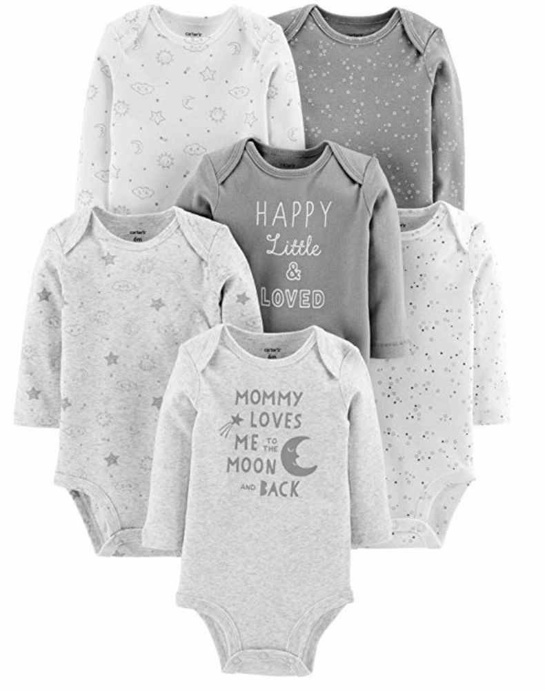 6fcf8fac0 12 Month Carters unisex kids Multi-pk Bodysuits #fashion #clothing #shoes  #accessories #babytoddlerclothing #girlsclothingnewborn5t (ebay link)