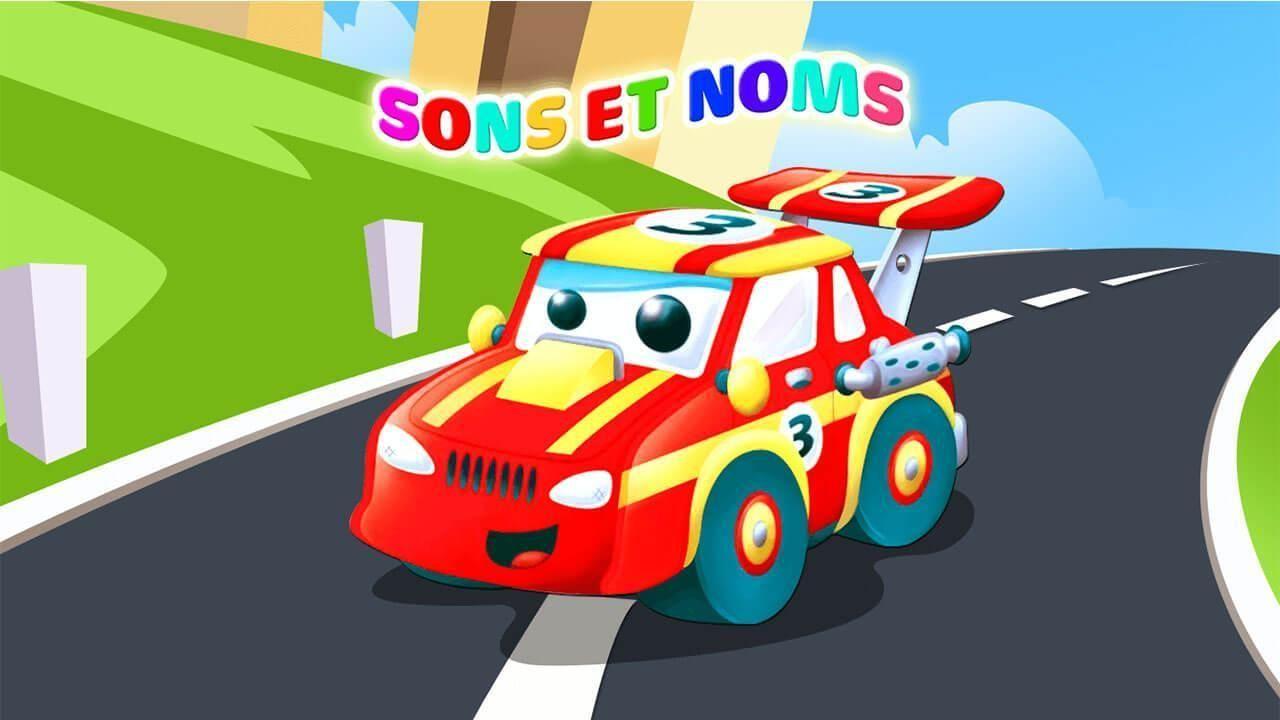 Jeux De Voiture Pour Enfants De 2 A 5 Ans Gratuits Pour Jeux Gratuits Pour Filles De Jeux Toy Car Disney Characters Character