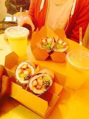 Hai Street Kitchen 2 Londond Leadenhall Market Food Sushi