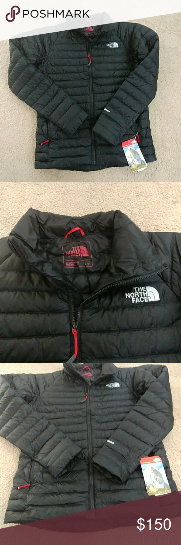 Nwt The North Face Mens Quincy Jacket Black Small North Face Mens Jackets Black North Face [ 1740 x 580 Pixel ]