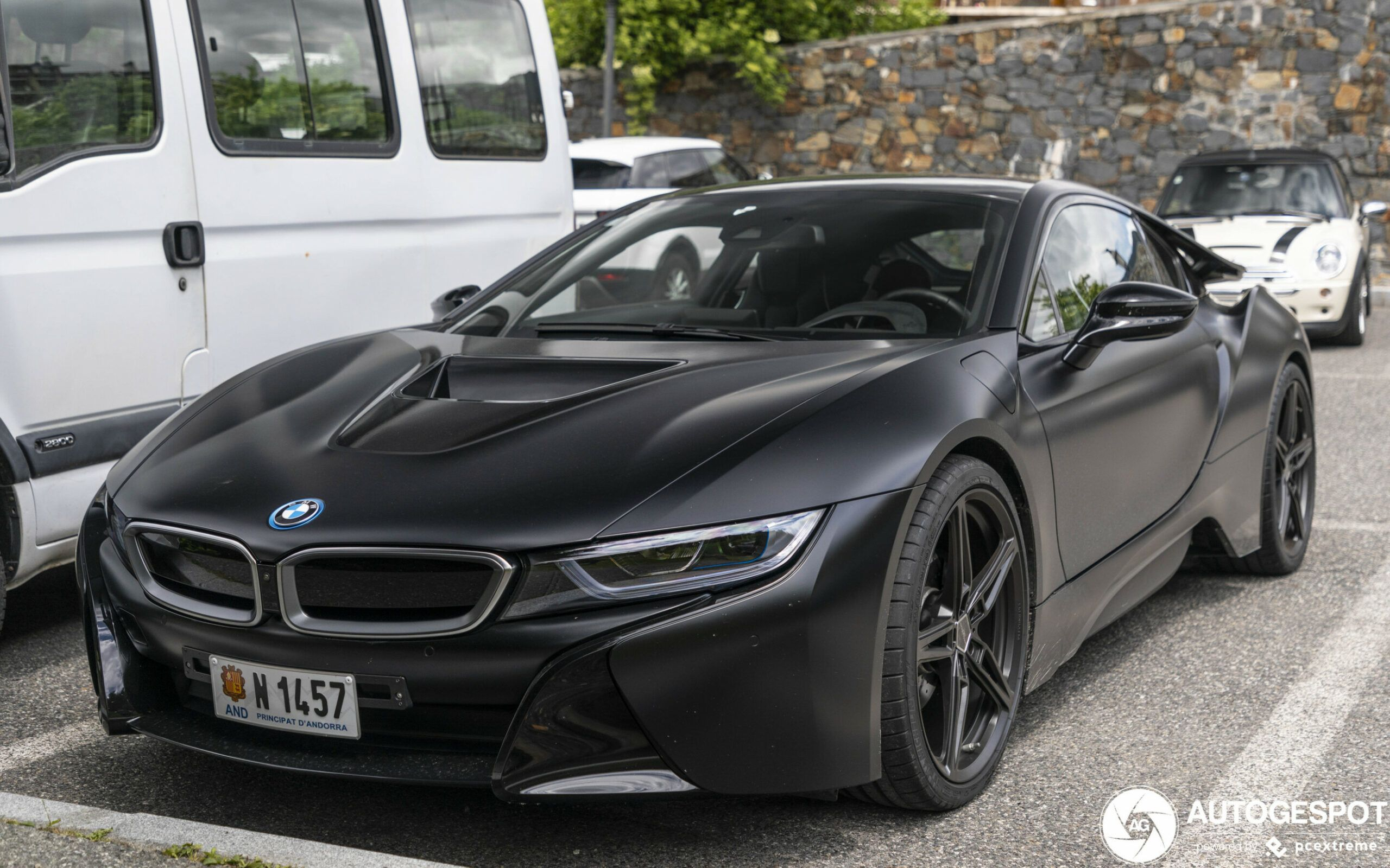 2020 Bmw I8 In 2020 Bmw Black Bmw Dream Cars Bmw