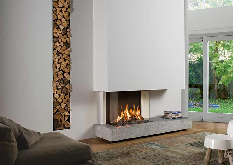 Panorama kamin gas 60 32 70 32 bild 1 kamin pinterest for Ofen modern