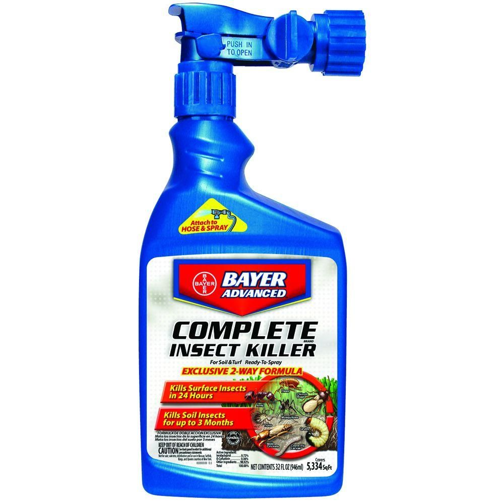 32 oz. Ready-to-Use Complete Insect Killer