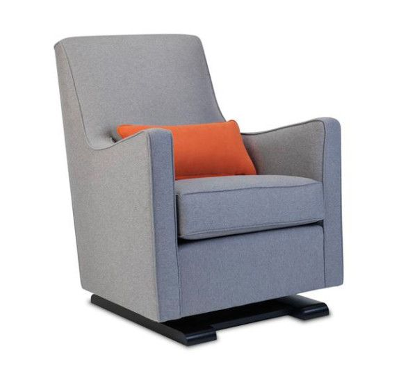 Grano Nursing Chair From Monte Design   It Glides U0026 Reclines!