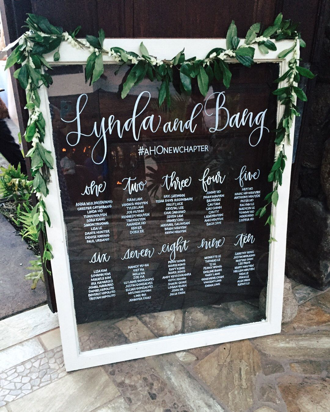 Window pane seating chart wedding sign calligraphy ideas also  little and makes for one beautiful rh pinterest