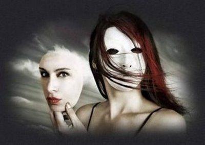 Viver é fabricar a máscara , com dor...num dar-se tão importante quanto o dar-se pela dor do rosto...Porque saber que de então em diante se vai passar a representar um papel é uma surpresa amedrontadora. É a liberdade horrível de não ser. É a hora da escolha.