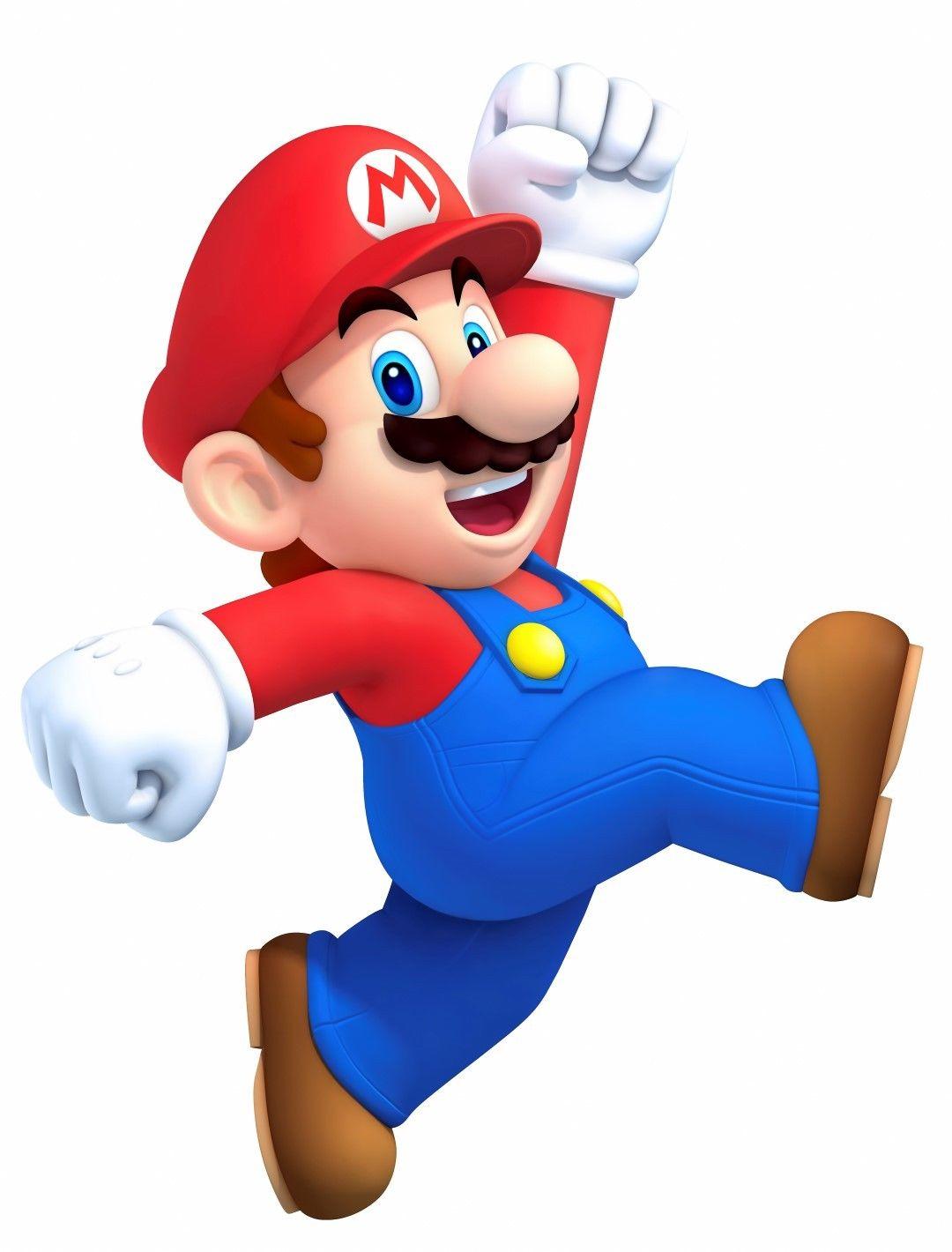 11 95 Aud Super Mario Jumping Character Video Game Decor Wall Art Print Premium Poster Ebay Home Garden Super Mario Run Mario Bros Super Mario