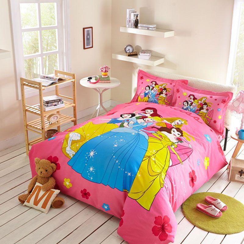 Disney Princess Castle Dreams Bedding, Disney Princess Queen Bed Set