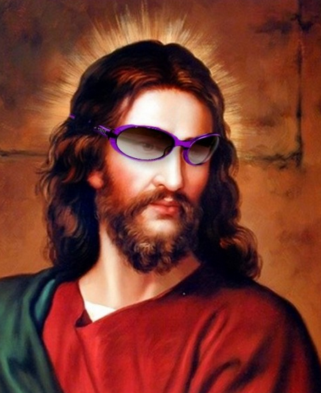 jesus is not only real but he also keeps it real