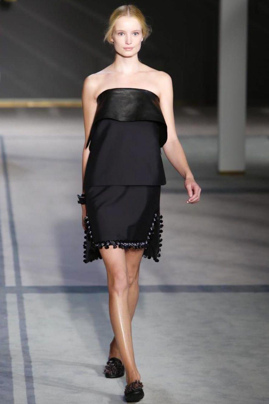 Tod's  #MFW #Fashion #RTW #SS14 http://nwf.sh/14sGgs5