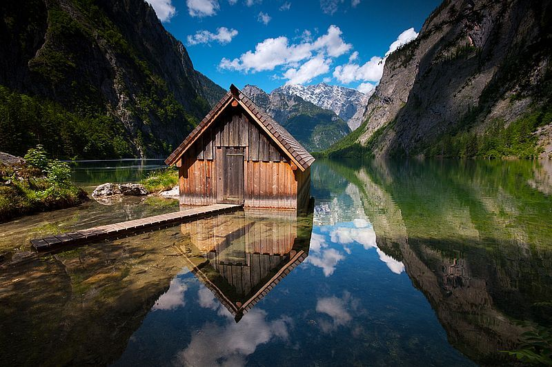 Traumhaus am see  haus am see - Google-Suche | Droomhuisjes | Pinterest | Das ...