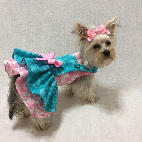 Smoochie Reversible Tutu Dog Dress