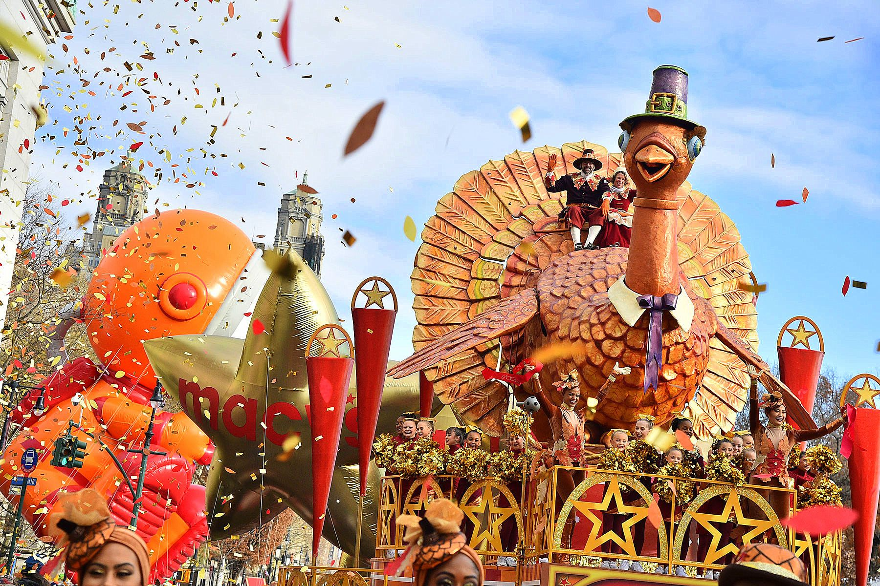 The Annual Macy S Thanksgiving Day Parade Is Still On And Scheduled To Move F In 2020 Macy S Thanksgiving Day Parade Macy S Thanksgiving Day Parade Thanksgiving Parade