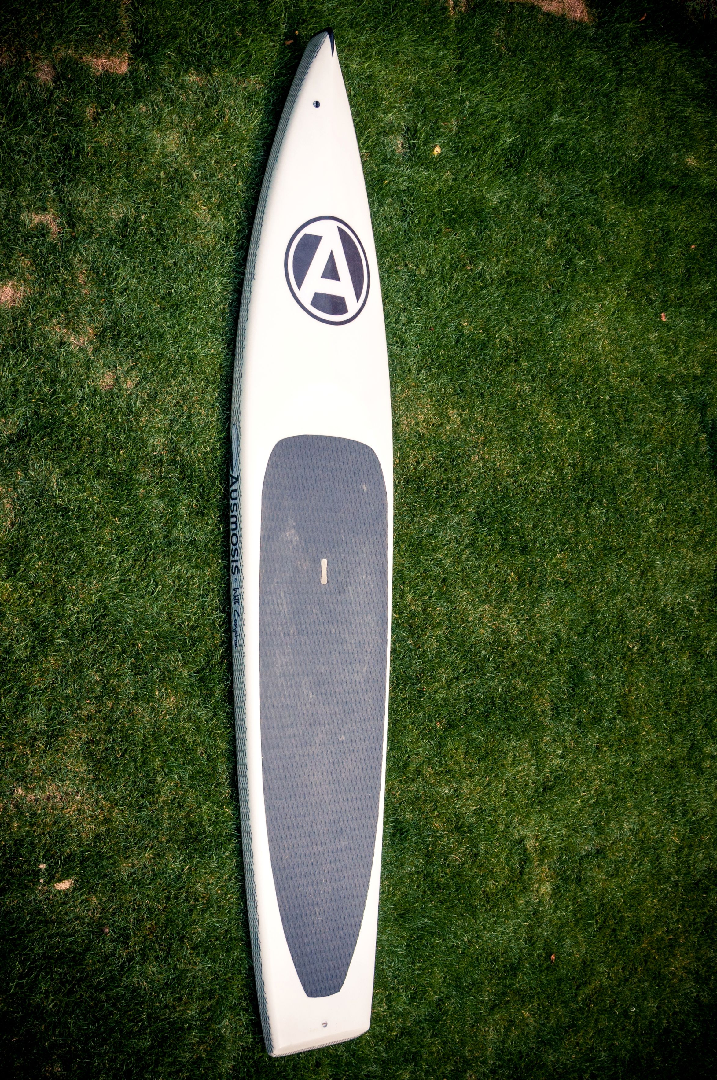 Race board 12'6'' Carbon fiber Victor Net Ultra light weight Race proven design by Darryl Austin  $1599.00