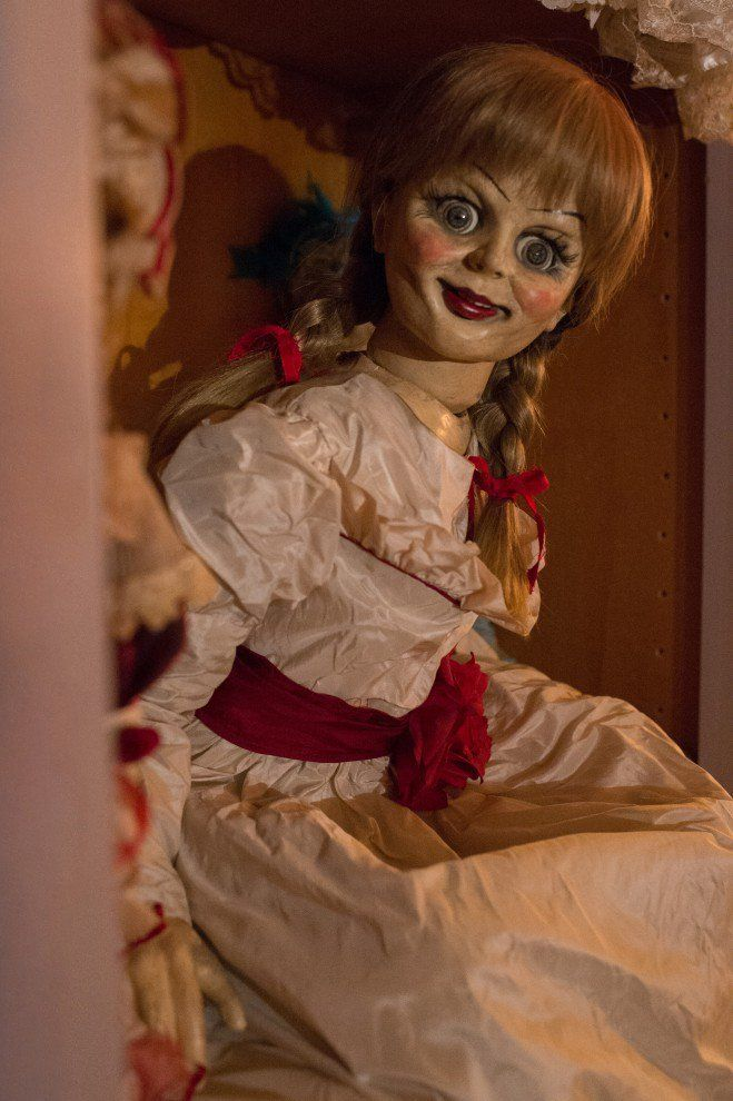 Anabelle | Marionnettes | Maquillage halloween, Maquillage