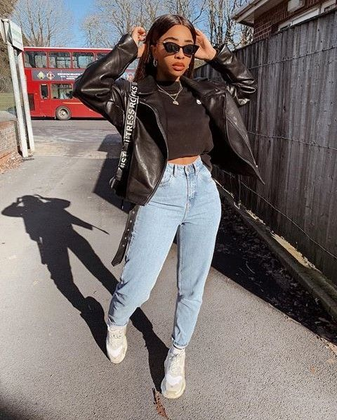 #Fashionsummeredgy #jeanjacketoutfits