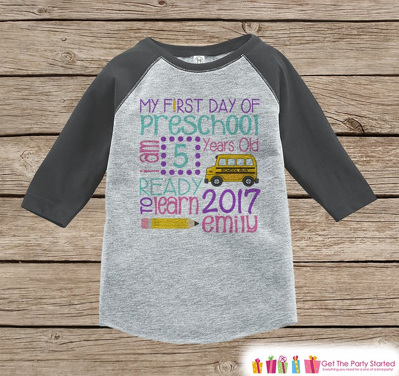 976ff77db43b6848cab5b1b1b672741d - First Day Of Kindergarten Outfit