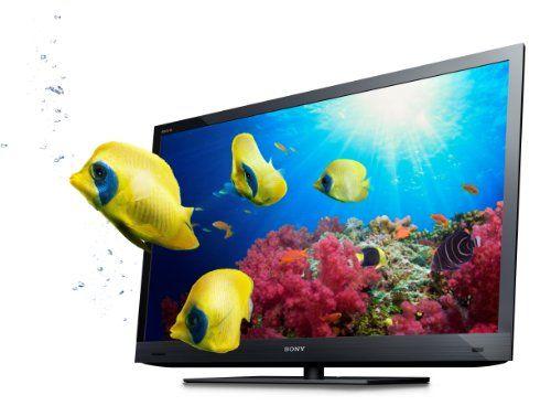 Sony Bravia Kdl 40ex725baep 102 Cm 40 Zoll 3d Led Backlight Fernseher Energieeffizienzklasse A Full Hd Motionflow Xr 200hz Dvb T C Led Tv Sony Sony Lcd