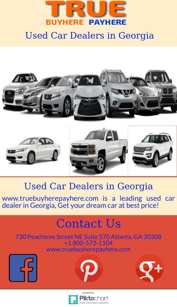 Used Car Dealerships In Atlanta Ga >> Http Www Truebuyherepayhere Com Is A Leading Used Car
