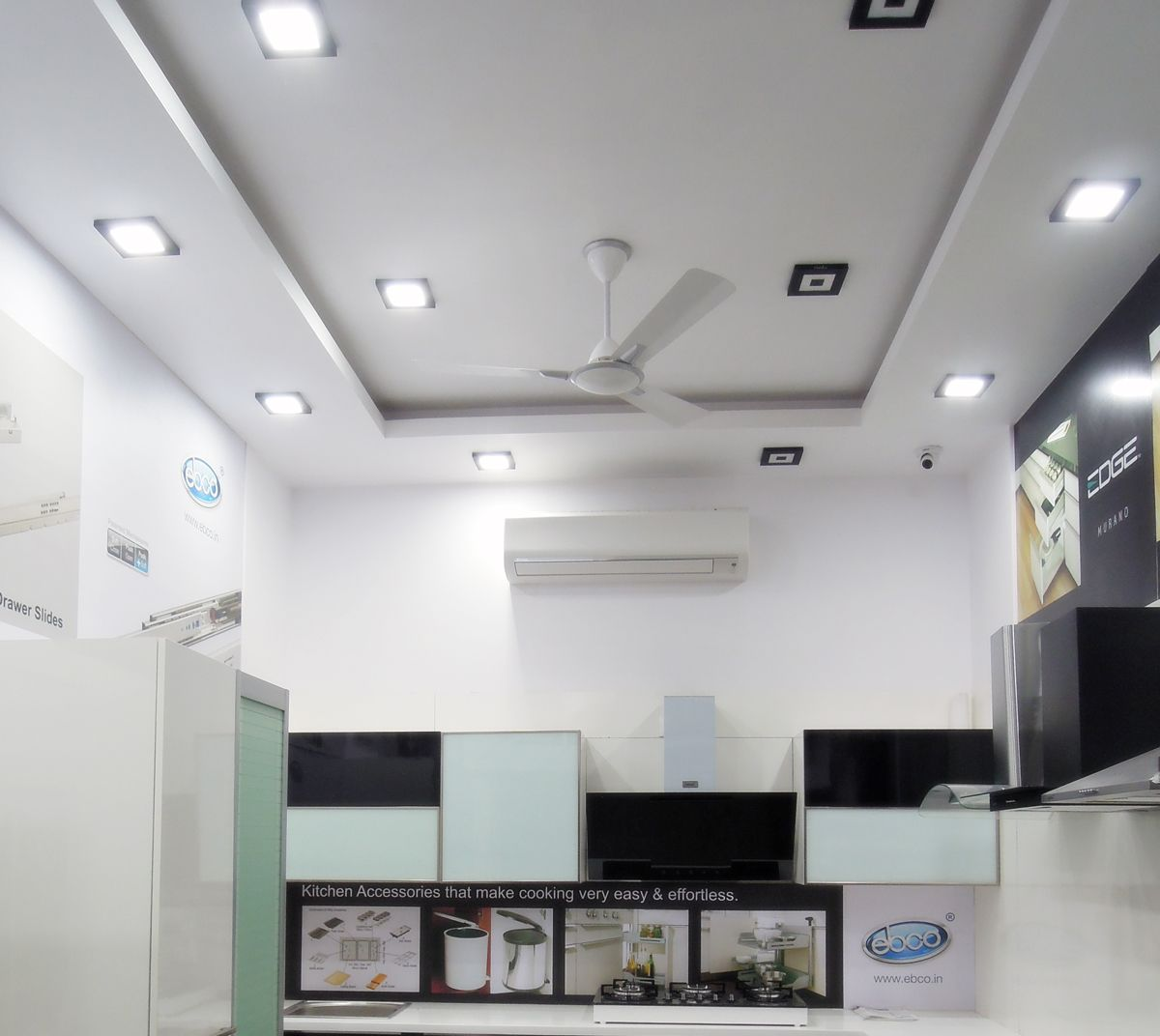 False Ceiling Led Lights Size : W led recessed light for false ceiling ideas the