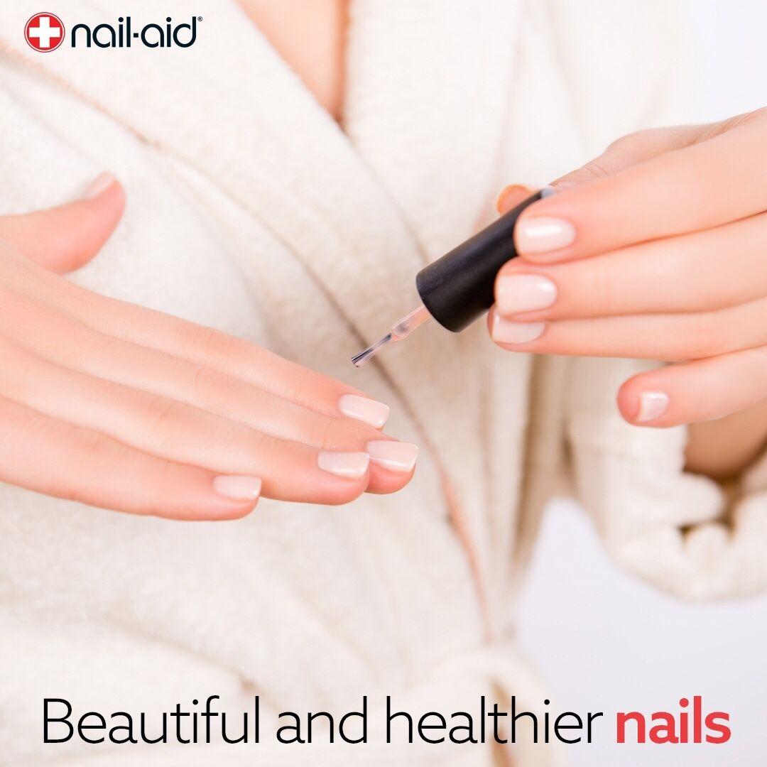 Beautiful And Healthier Nails Always Begin With Nail Aid Wednesdaywisdom Nailaid Nailpolish Nailcare Nail Nailsart Healthy Nails Nail Care Nail Polish