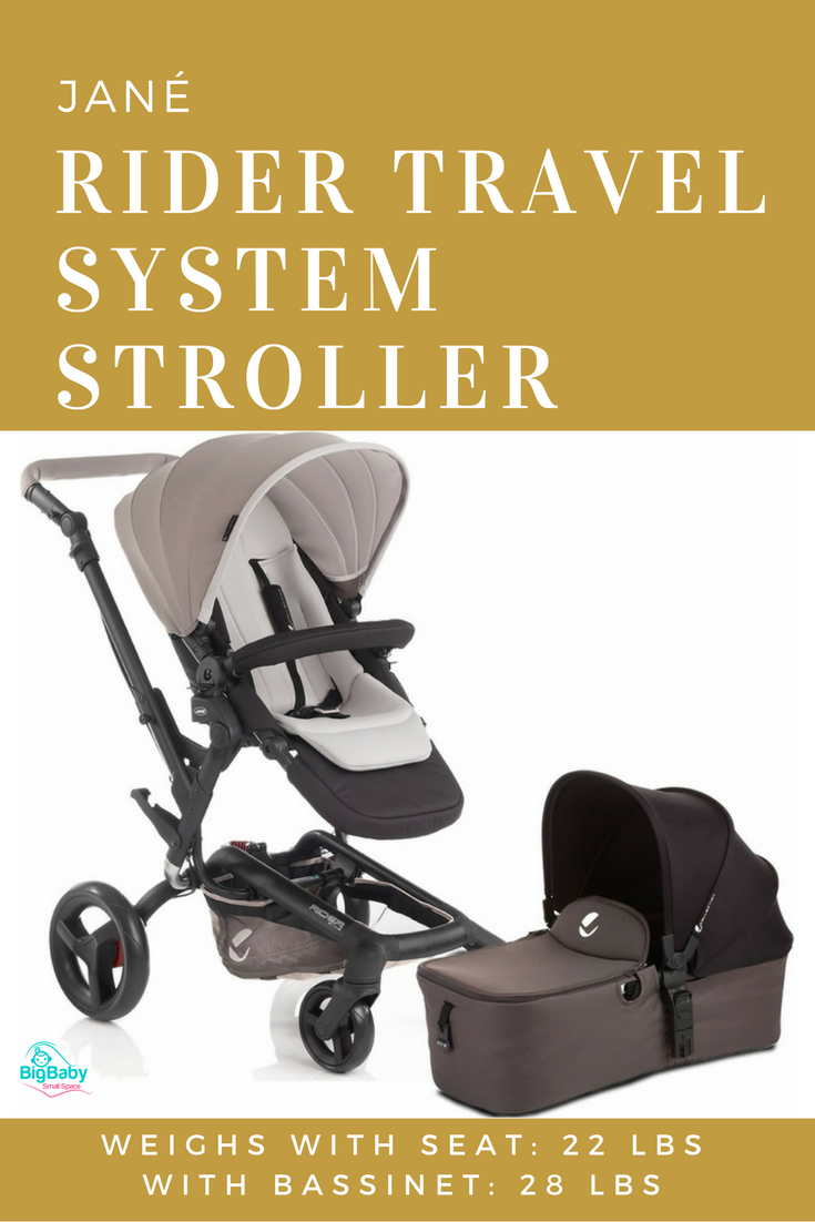 Pin on Strollers Big Baby Small Space