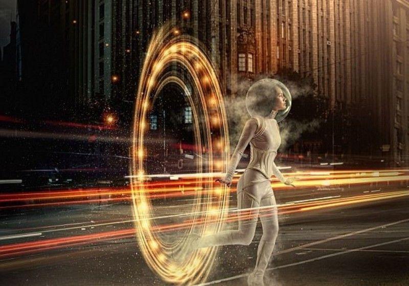 Live Longe: Time Dilation| a slower speed of light| albert einstein| albert  einstein theory| albert einstein t… | Time travel art, Time travel  pictures, Time travel