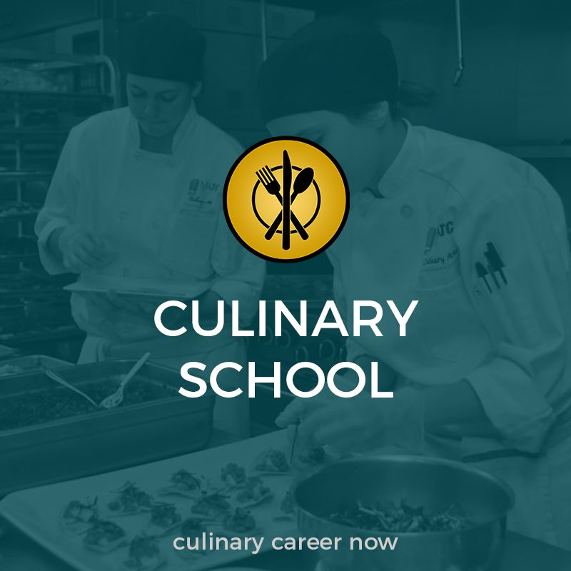Future Culinary stars! Get information from local schools offering - certificate for training