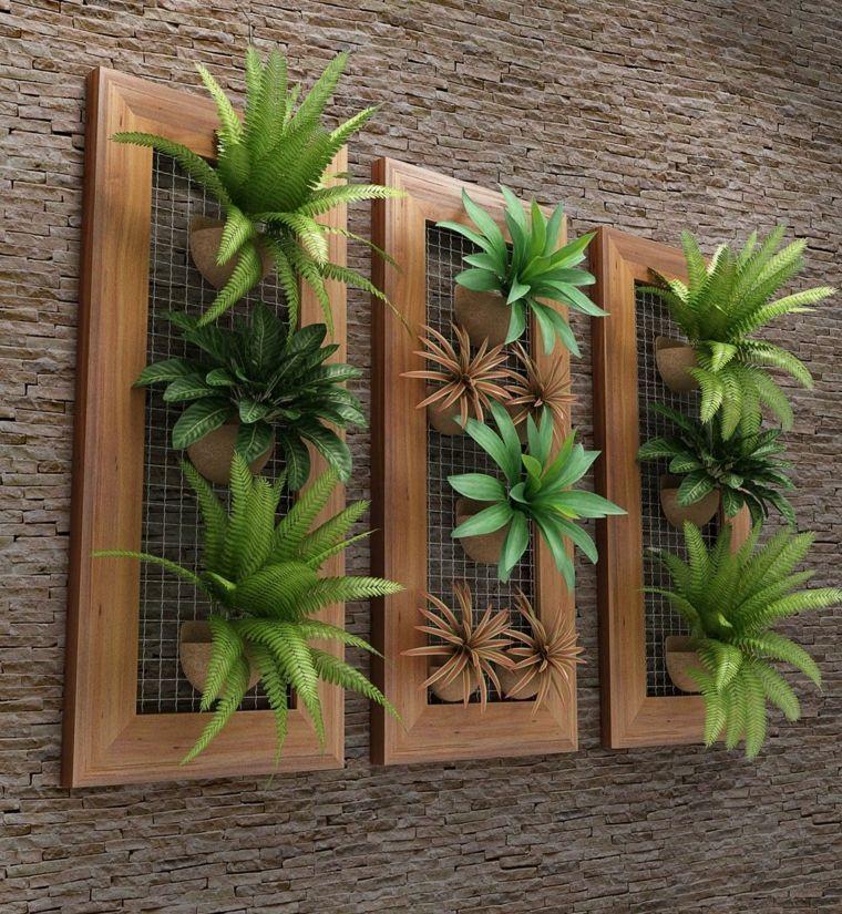 Photo of Fantastique Comment faire un jardin vertical et sa conception dans les intérieurs et les exté…