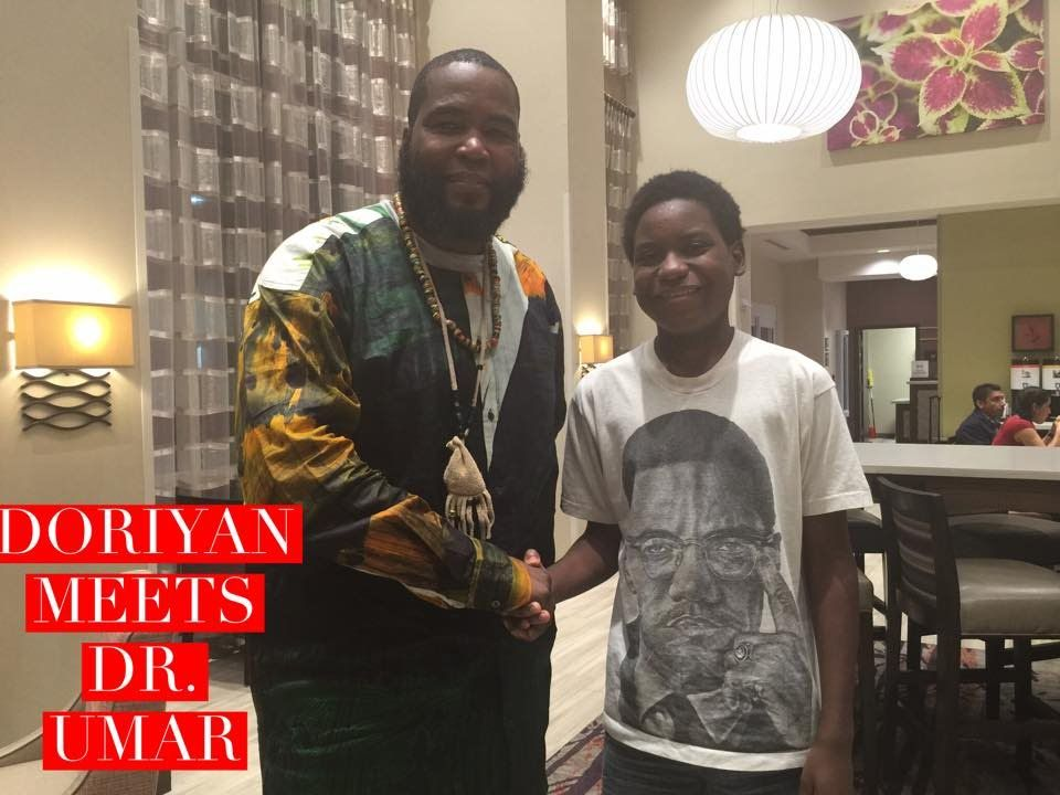 Dr. Umar speaks to Doriyan about Stress in the African