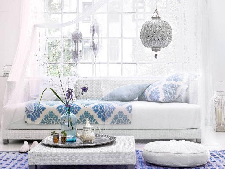 Orientalische Möbel und Wohnaccessoires | Ethnic decor | Pinterest ...