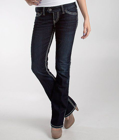 Tuesday Silver Jeans - Xtellar Jeans