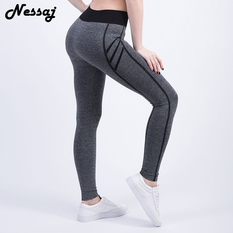28a31da8c9 Nessaj S-XL 26 Colors Women's Sexy Leggings For Adventure Time Bodybuilding Workout  Clothing Quick Drying Elastic Leggings Women //Price: $14 & FREE ...