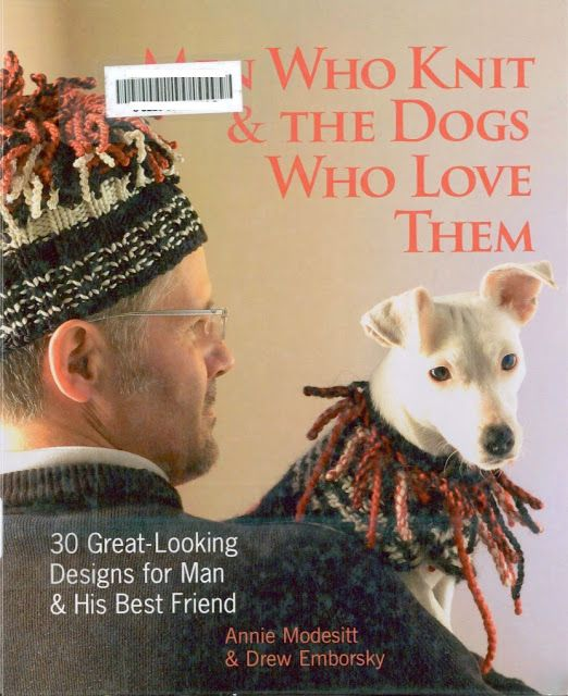 Men, Dogs, and Knitting