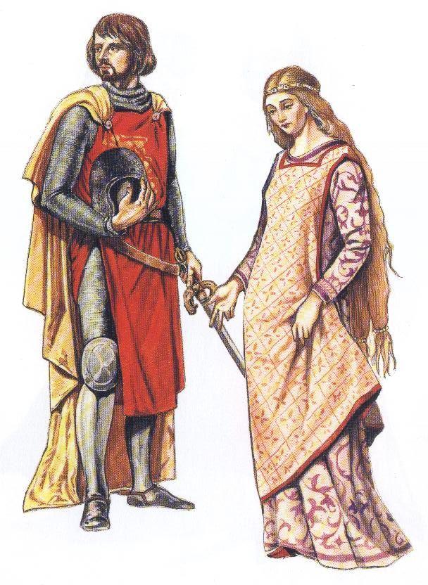 мужчинах одежда романский период картинки кукольный вид результат