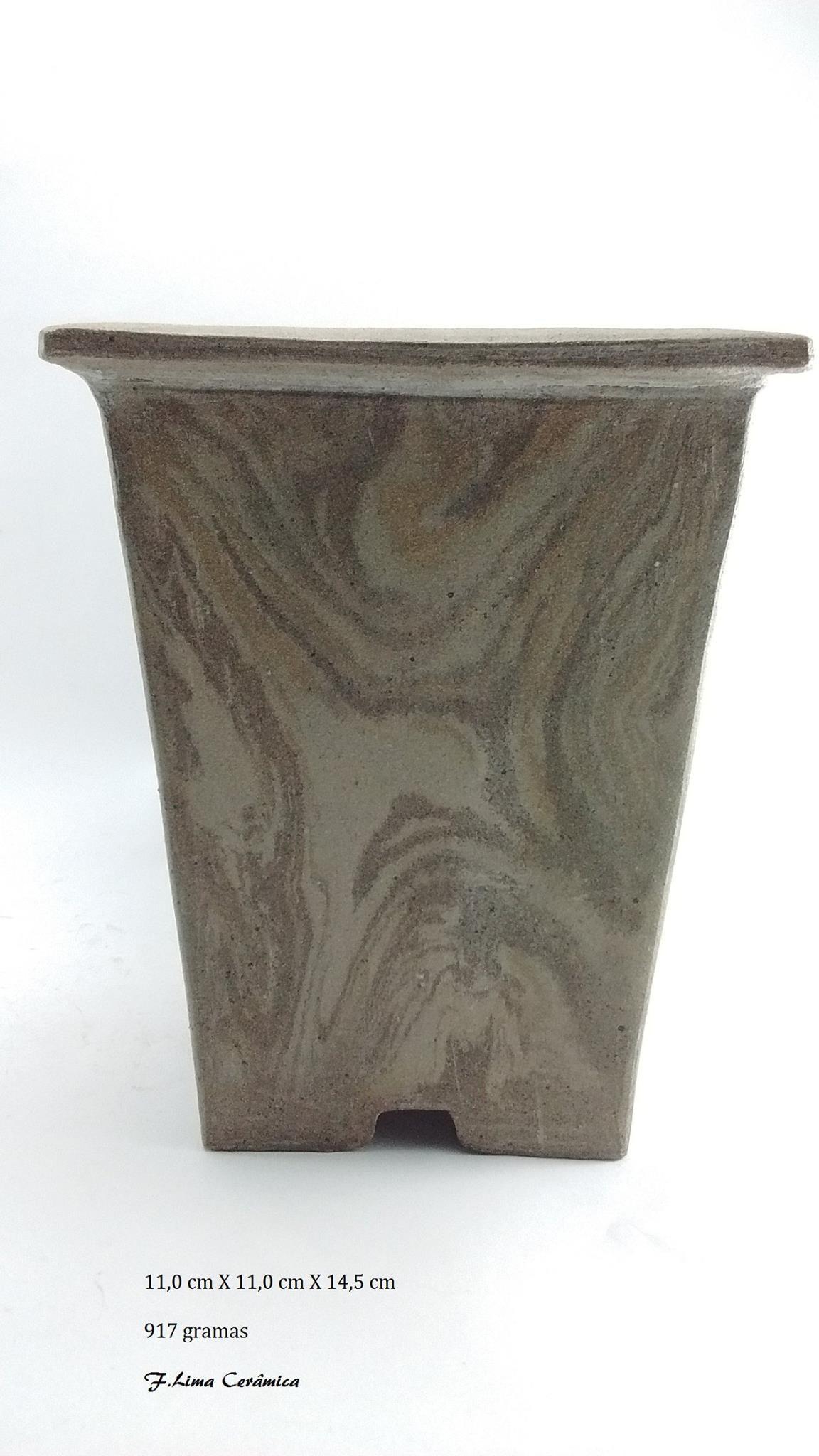 vasos em cerâmica de alta temperatura bonsai bonsai