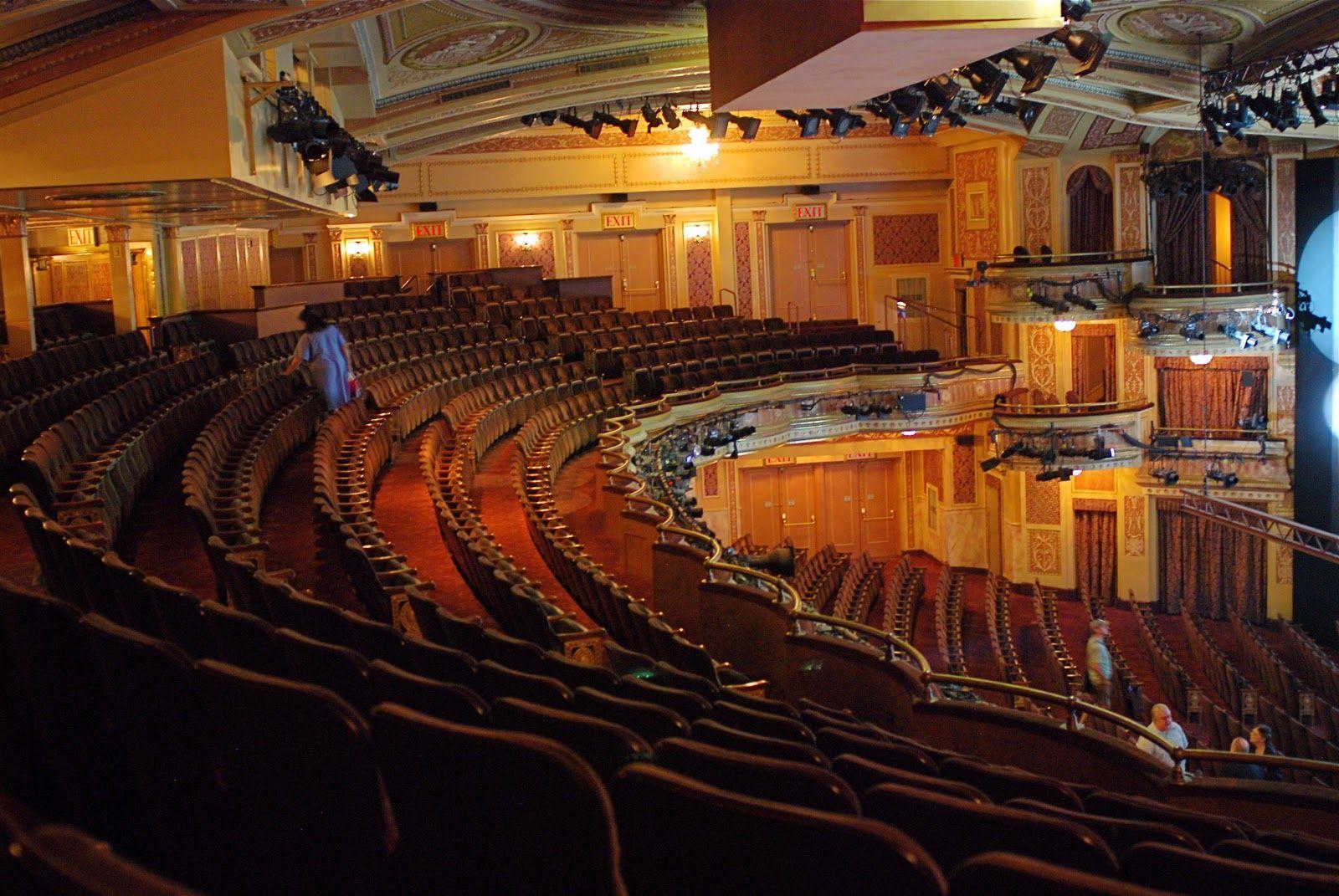 Broadway Theatre Winter Garden Winter Garden Theatre Atrium