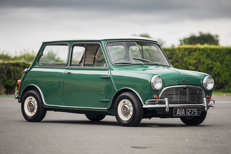 1963 Austin Mini Cooper 1071 S For Sale | Car And Classic