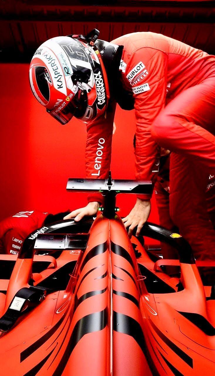 Charles Leclerc 2020 Ferrari F1 driver, 2020 (Görüntüler