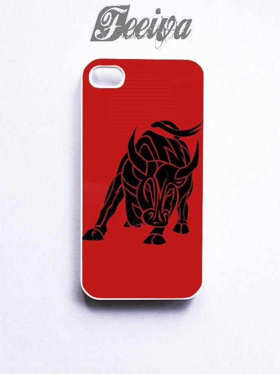 Bull Tribal Tatto Phone Cases For iPhone, Samsung, Sony iPod | Feeiva